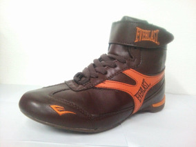 Bota Everlast Cafe/naranja Oferta Ultimas Piezas