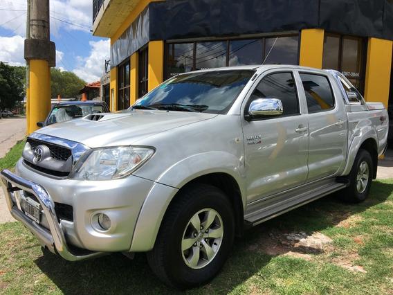 Toyota Hilux Srv 3.0 Tdi D/c 4x4 - 2009