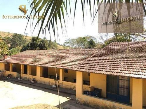 Imagem 1 de 14 de Chácara - Santa Isabel ¿ Sp - Chácara A Venda No Bairro Santa Isabel - Santa Isabel, Sp - 279