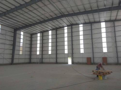 Espectacular Galpón De 1100m2 En Polo Industria En Ezeiza