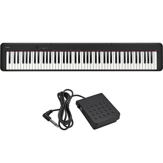 Piano Digital Casio Cdp S100 Fonte + Pedal Sustain Cdp-s100
