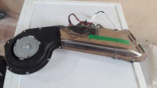 Duto De Secagem Completo Samsung Wd8854rjf