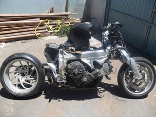Moto Para Retirada De Peças / Sucata Bwm K1200 S Ano 2005