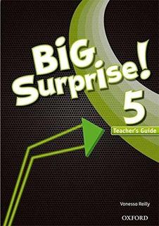 Libro Big Surprise 5 - Tb (es)-isbn 9780194516365