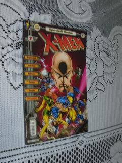 Hq X-men Premium Nº 1 - Ed Abril 2000 - Wolverine