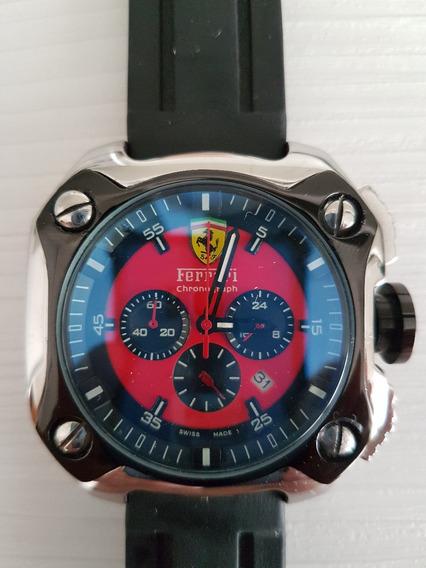 Relógio Ferrari.
