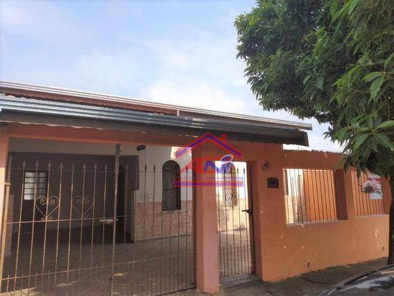 Casa Com 3 Dormitórios À Venda, 117 M² - Jardim Amanda Ii - Hortolândia/sp - Ca0107