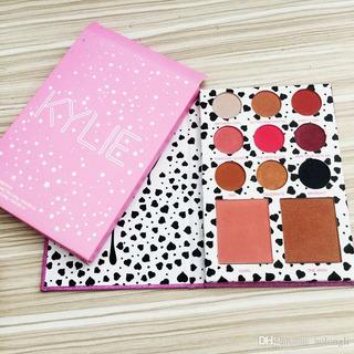 Paleta De Sombras Kylie Birthday Collection