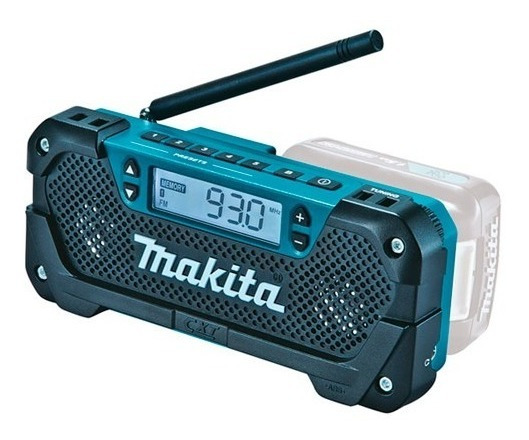 Rádio A Bateria Makita Mr052