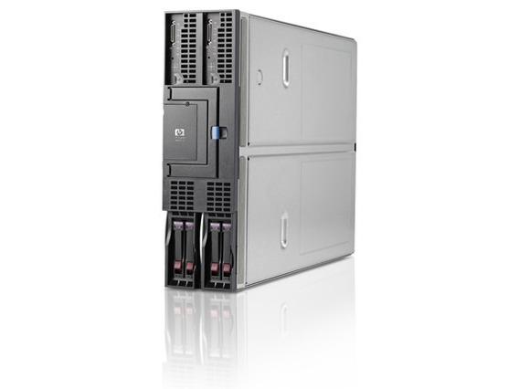 Hp Server Blade Blbl870c I2,2xitanium 9340 1.6ghz/20mb,80gb