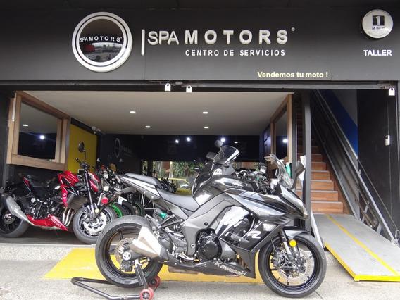 Kawasaki Z 1000 Sx -z1000 Negra