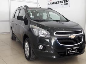 Chevrolet Spin 1.8 Ltz 5as 105cv Año 2012 Inmaculada
