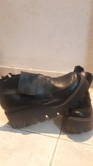 Zapatos Mujer Color Negro Talle.38
