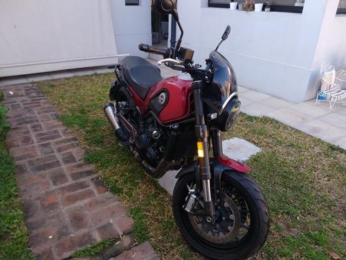 Imagen 1 de 12 de Benelli Leoncino 500