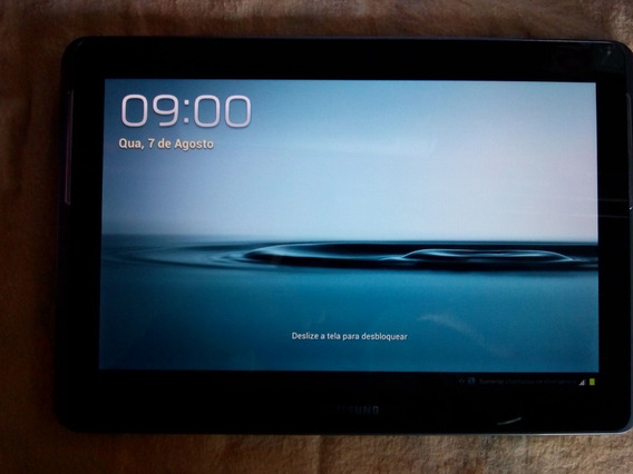 Tablet Samsung 10.1 Gt P5100 16gb