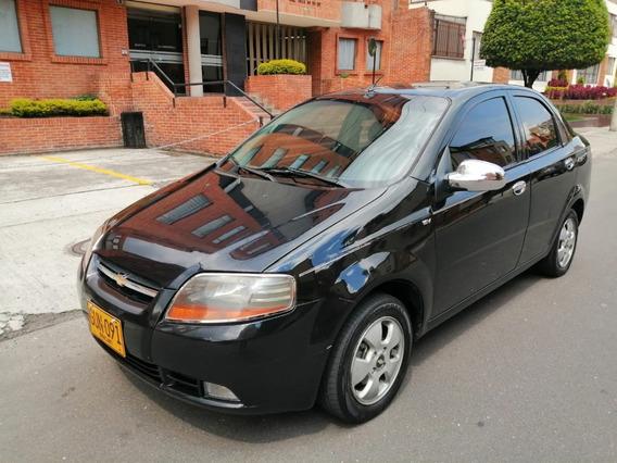 Chevrolet Aveo L.s 1.6 2013