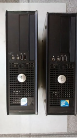 Lote Com 5 Gabinetes Dell Optiplex