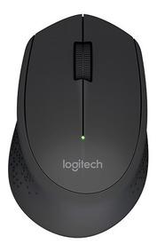 Mouse Logitech Wireless M280 Preto Sem Fio 1000dpi Nano