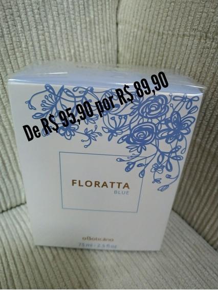 Perfume 75 Ml Blue Boticário Colônia 12x S/ Juros