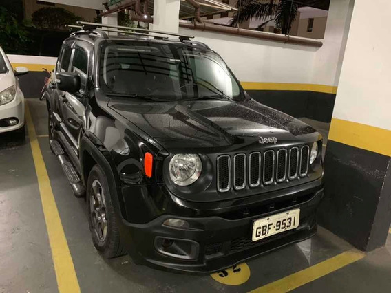 Jeep Renegade 1.8 Sport Flex 5p 2015
