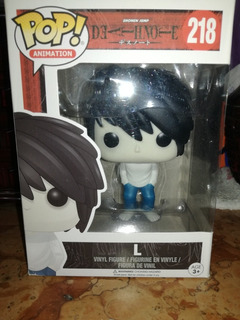 Funko Pop L Death Note