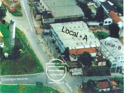Imagem 1 de 12 de Ref.: 12240 - Galpao Em Jandira Para Venda - 12240