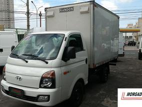 Hyundai Hr 2.5 Hd Baú Randon Porta Lateral 2016