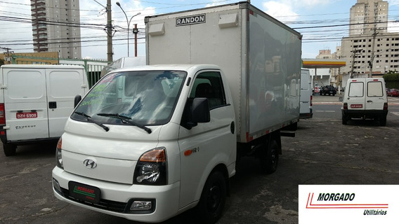 Hyundai Hr 2.5 Hd Baú Randon Porta Lateral 2016
