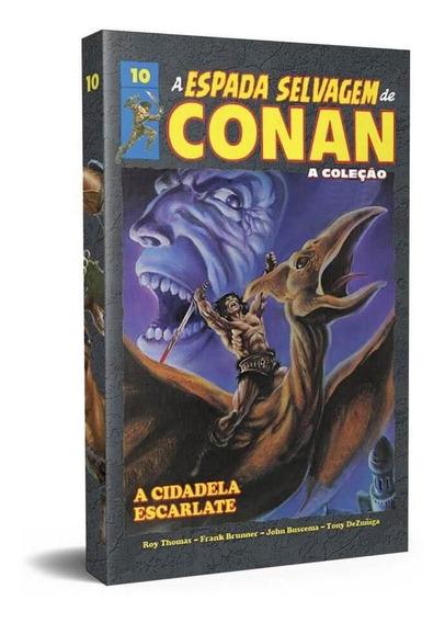 A Espada Selvagem De Conan - Volume 10