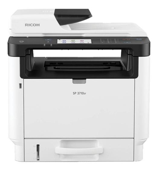 Impressora Multifuncional Ricoh 3710 Sf
