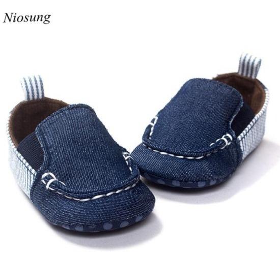 Sapato Jeans Bebê Menino Tênis Infantil 19 - Pronta Entrega