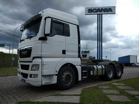 Man Tgx 28.440, 6x2, 2017 Scania Seminovos Pr