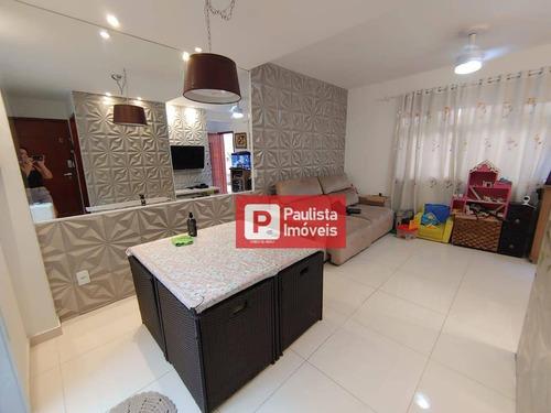 Imagem 1 de 13 de Casa Com 3 Dormitórios À Venda- Vila Campo Grande - São Paulo/sp - Ca2889