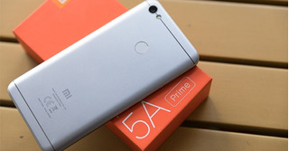 Celular Xiaomi Redmi Note 5 A Prime