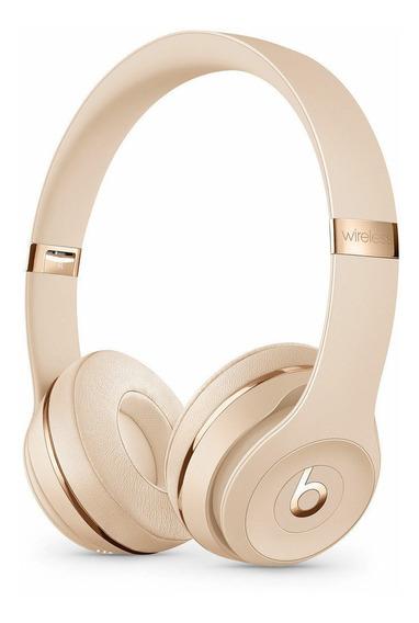 Fone Beats Solo 3 By Dr. Dre Wireless Bluetooth