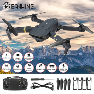 Eachine E58 Wifi Fpv Rc Drone 0.3mp 2mp Hd