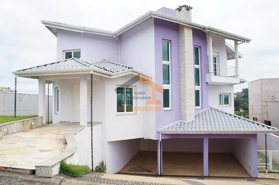 Casa Residencial À Venda, Condomínio Villagio Paradiso, Itatiba. - Ca0564