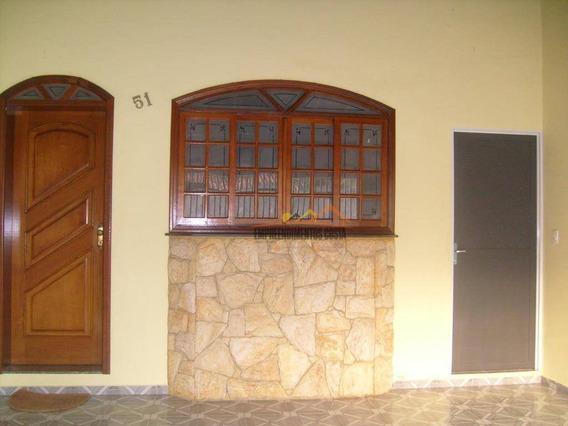 Casa Residencial À Venda, São Luiz, Itu. - Ca1203