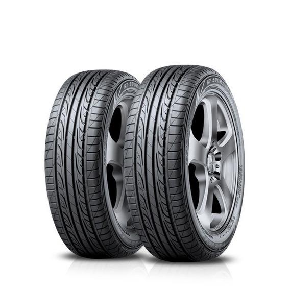 Kit X2 225/55 R16 Dunlop Sp Sport Lm704 + Tienda Oficial
