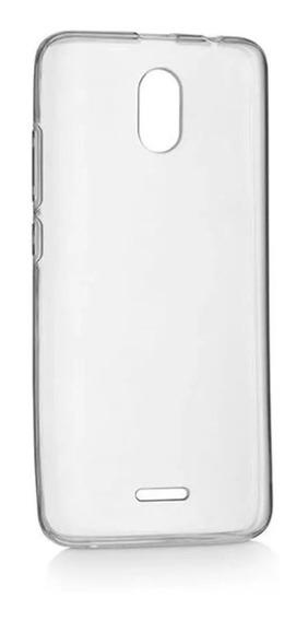 Capa Protetora De Silicone Smartphone Ms50g Multilaser Pr380