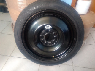Llanta De Refaccion Nissan Sentra, Altima R16 5-114