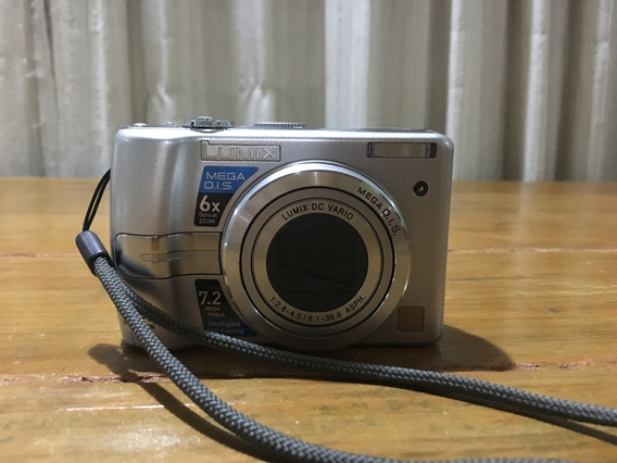 Camara Digital Panasonic Lumix Dmc-lz7