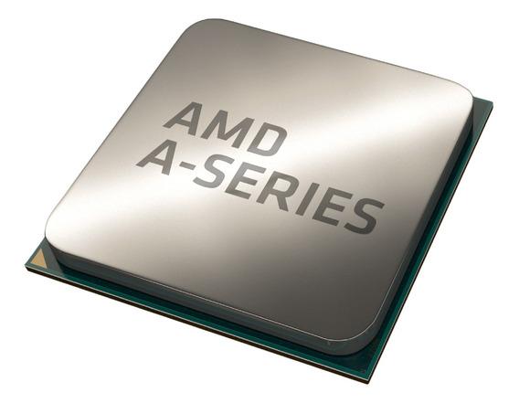 Procesador gamer AMD A8-Series A8-9600 AD9600AGABBOX de 4 núcleos y 3.1GHz de frecuencia con gráfica integrada
