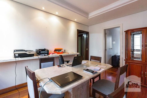Imagem 1 de 15 de Apartamento À Venda No Savassi - Código 268638 - 268638