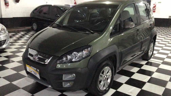 Fiat Idea 1.6 Adventure 115cv 2011 Verde Cpm