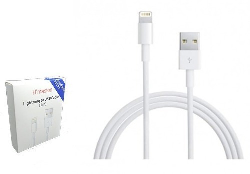 Cabo Usb Lightning iPhone 6/6s 5/5s 7 iPad/iPad Mini