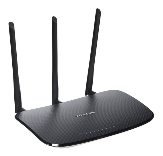 Router Wifi 450 Mbps Tplink Tl-wr940n 3 Antenas