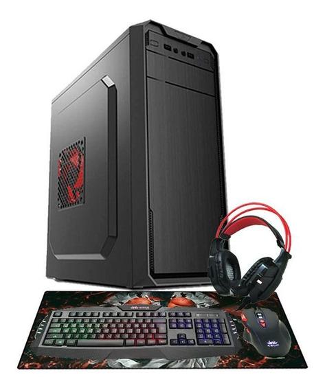 Pc Gamer Aires Intel Gpu R7 240 8gb Hd 500gb