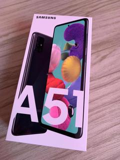 Samsung Galaxy A51 128 Gb 4gb Tela 6.5 Polegadas