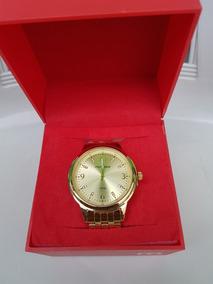 Relógio Seculus Feminino.